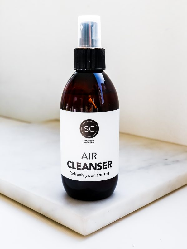 New Home  - sophisticated chef signature air cleanser 600x799