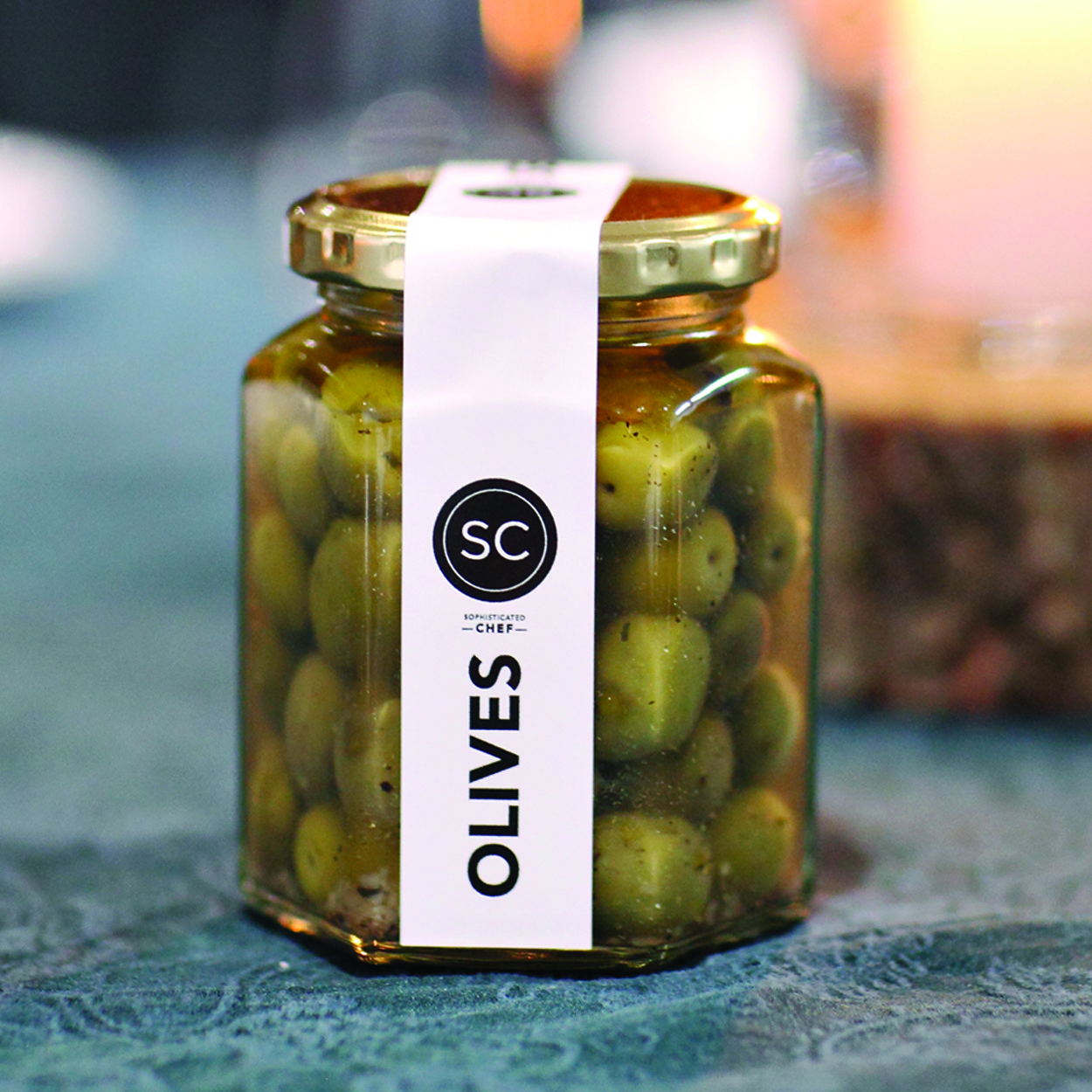 New Home  - olives new